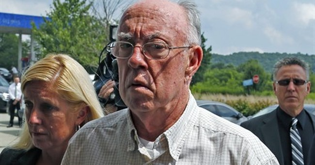 Retired priest accused of forcing boy to perform oral sex
