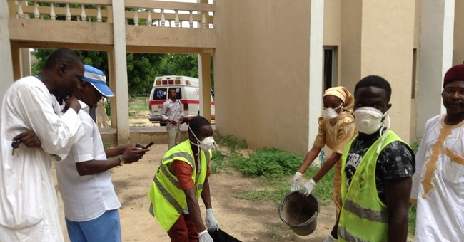 At least 8 dead after suicide bombers hit camps in Nigeria