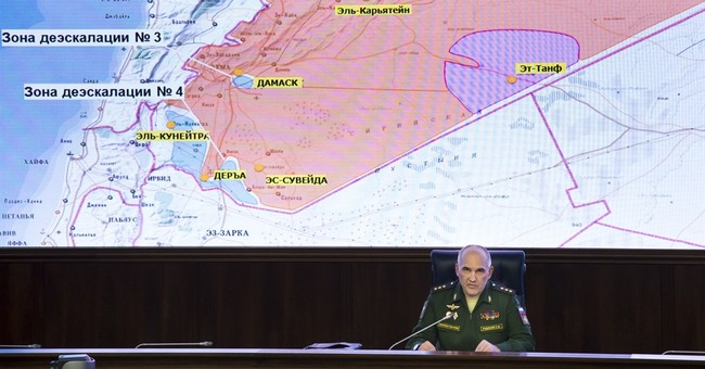 Russia deploys military police at 'safe zone' in Syria