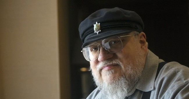 George RR Martin working on next 'Song of Ice and Fire'