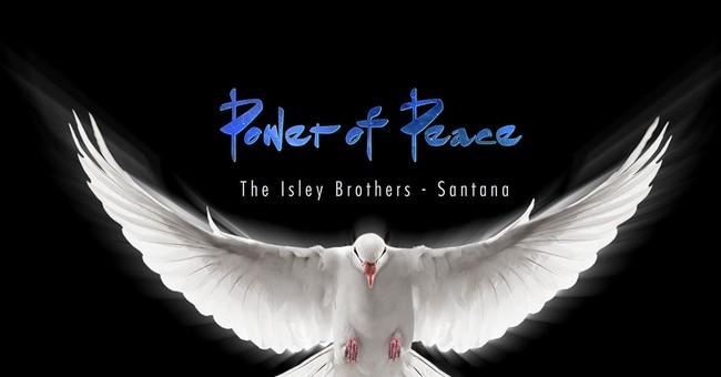 Review: Isley Bros & Santana are 'Power of Peace' advocates