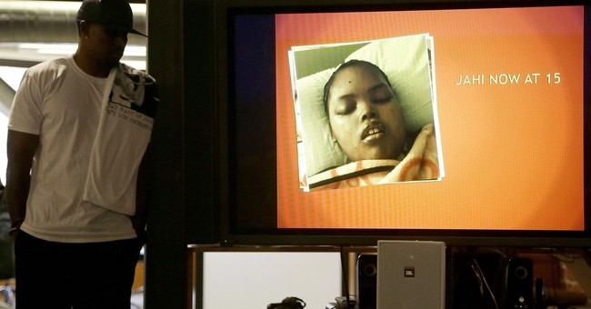 Family of brain-dead California girl fights to reverse death