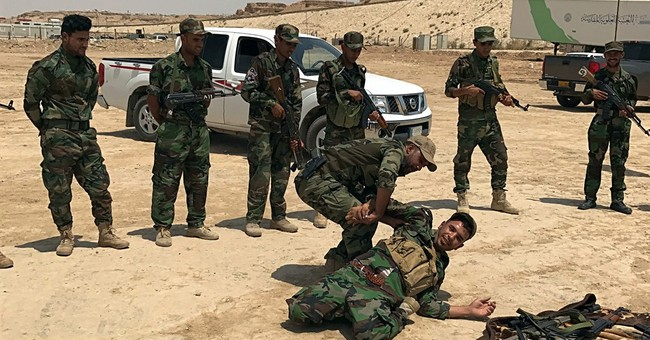 After Mosul victory, Iraq mulls future of Shiite militias