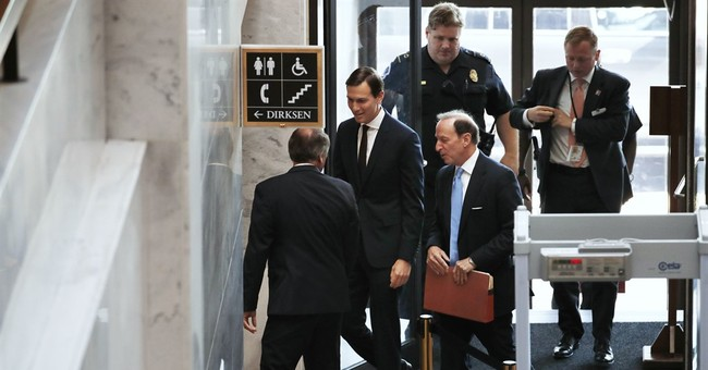 4 meetings with Russians disclosed by Jared Kushner