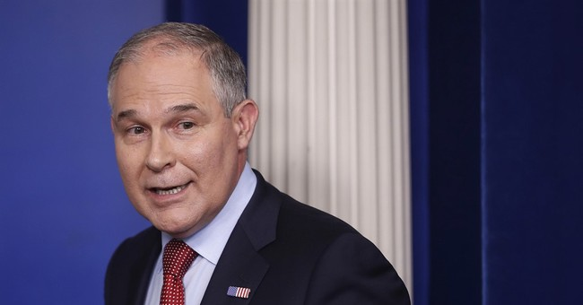 EPA chief taps taxpayer dollars for weekend flights home