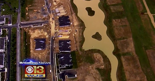 Maryland cleaning up after tornado hits Eastern Shore