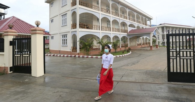 Myanmar officials say 3 die of swine flu