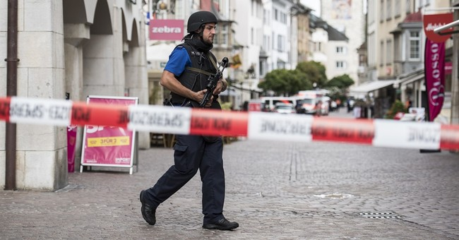 Chainsaw attack suspect arrested in Switzerland