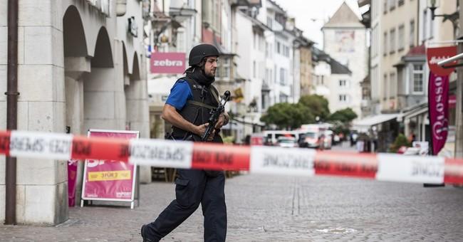Chainsaw attack suspect arrested in Switzerland