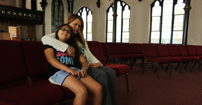 Mother who took sanctuary in church granted deportation stay
