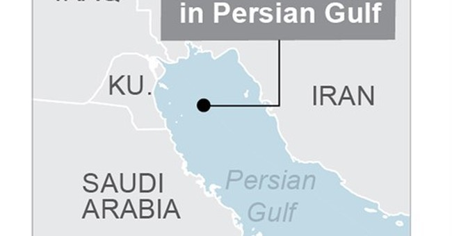 US Navy fires warning shots near Iran ship in Persian Gulf