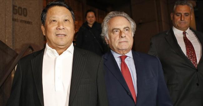 Defense: Case against Chinese billionaire is 'a big zero'