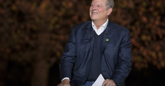 Al Gore on 'Inconvenient Sequel,' Trump, and the environment
