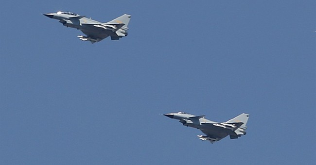 China denies its jets operated dangerously in US encounter