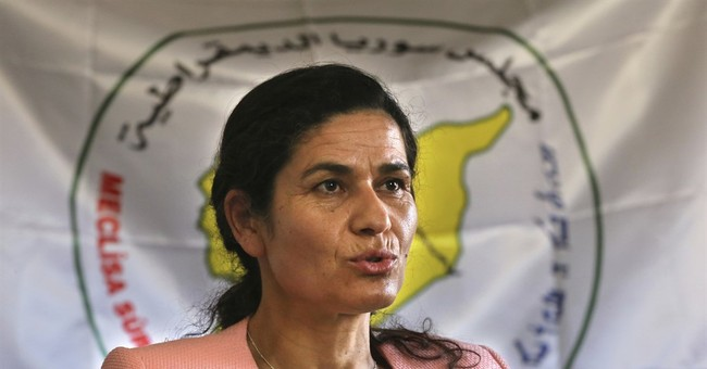 Kurdish official says US role essential in post-IS Syria
