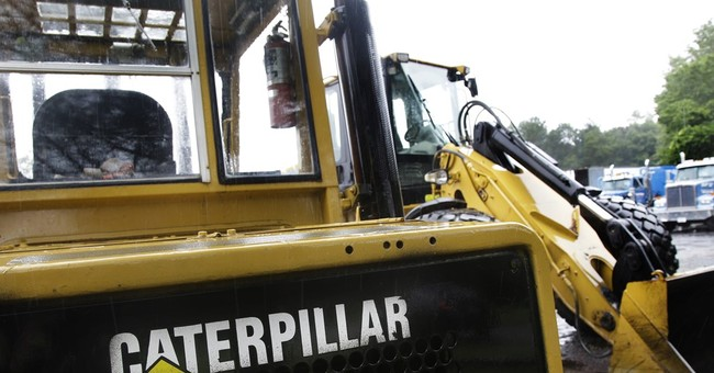 Stronger demand boosts Caterpillar, 2017 outlook raised