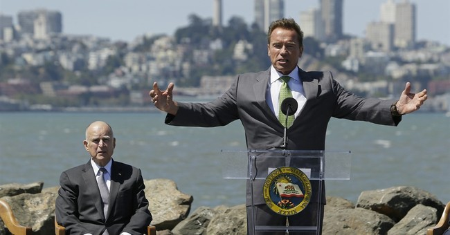 California governor signs climate change bill