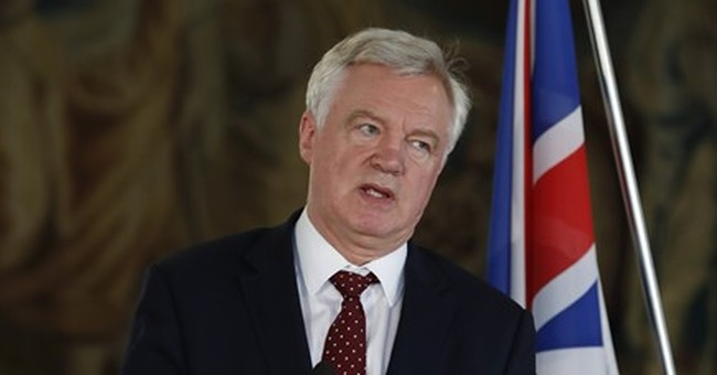 UK Brexit minister: progress made in talks on citizen rights