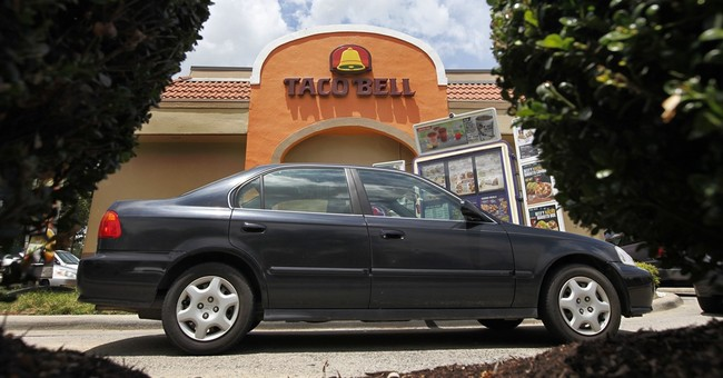 Taco Bell partners with Lyft to offer 'ride-thru' meals