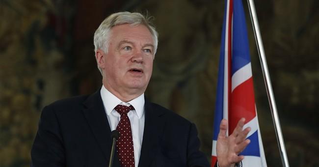 Britain's economy stuck in low gear amid Brexit concerns