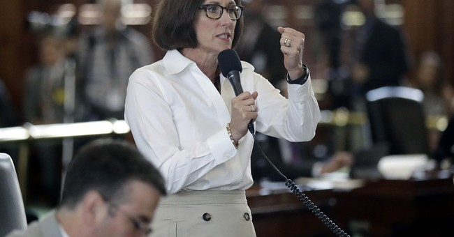 Texas Senate again OKs 'bathroom bill' over police criticism