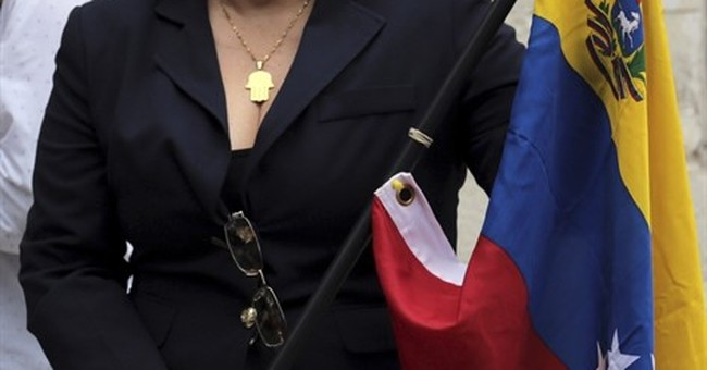 Authorities hold 2 judges appointed by Venezuelan opposition