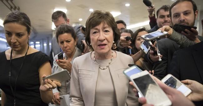 Republicans Collins, Murkowski oppose GOP health vote