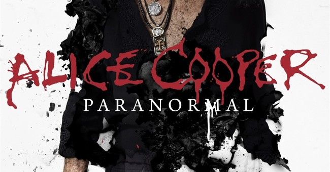 Alice Cooper (and old mates) go old school on 'Paranormal'