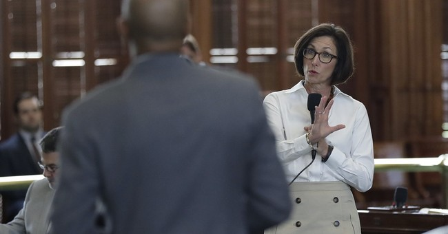 The Latest: Texas Senate passes revived 'bathroom bill'