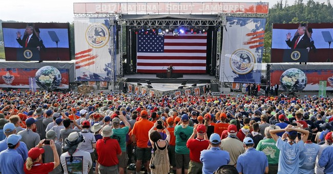 Parents, former Scouts alarmed by Trump's speech at jamboree
