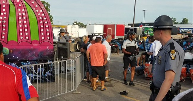 The Latest: Ride that broke apart passed inspections