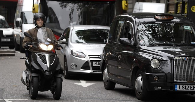Britain to ban sale of new diesel and gasoline cars by 2040