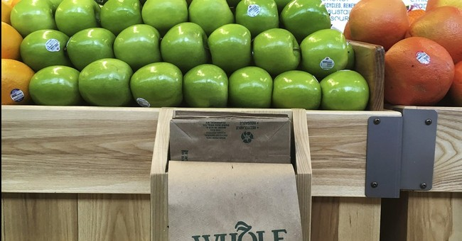 Whole Foods sales struggle shows Amazon buying a fixer-upper