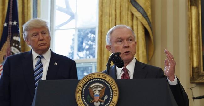 Trump mistreats native son Jeff Sessions, Alabama GOP says