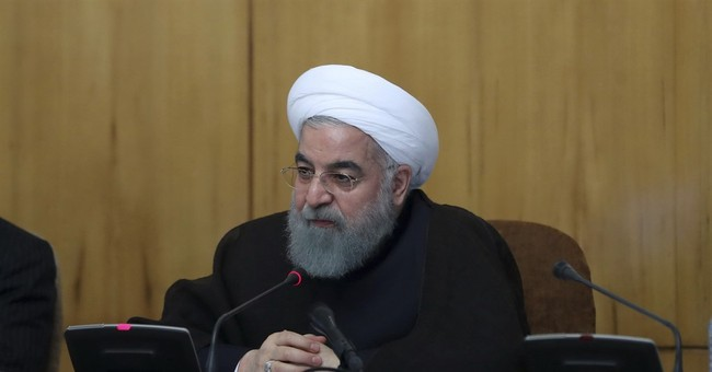 President says Iran will 'respond' if US missile law passes