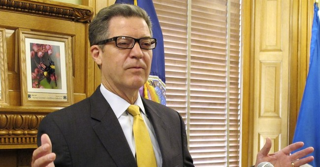 The Latest: Brownback tweets religious freedom is 'first'