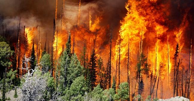 APNewsBreak: Man charged in igniting massive Utah wildfire