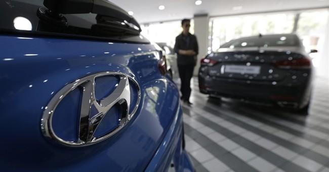 Hyundai Motor's profit halved to lowest level since 2010