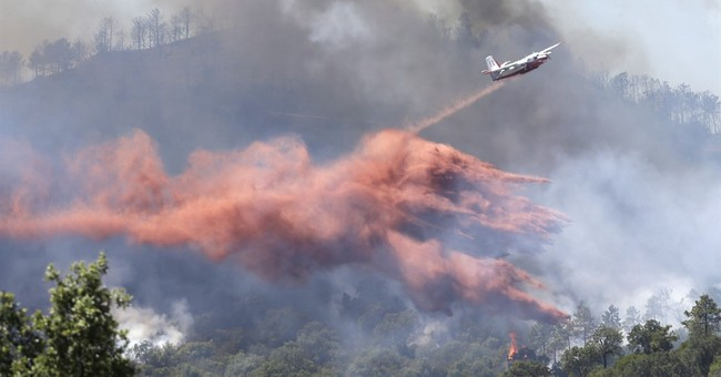 The Latest: Fire evacuations lifted in southern France