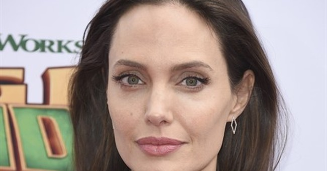 Angelina Jolie reveals Bell's palsy diagnosis in Vanity Fair