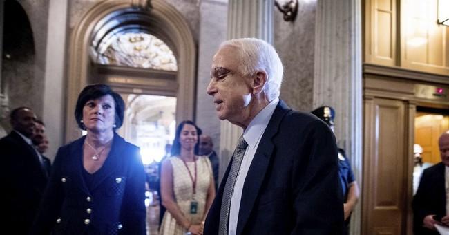 "What's next: Senate GOP considers ""skinny"" health care bill"