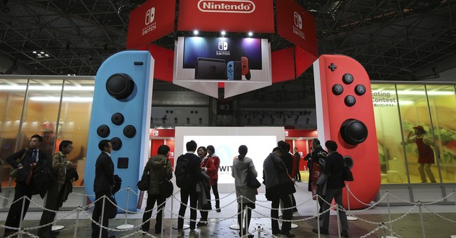 Nintendo records quarterly profit on Switch sales success