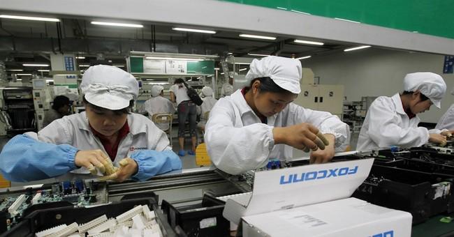 Foxconn hands Walker 'grand slam home run'