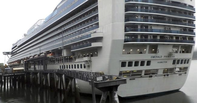 The Latest: FBI: Suspect in custody in cruise ship death