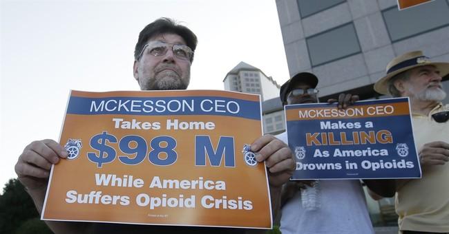Drug wholesaler to make board change after opioid protest