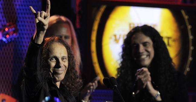 Dead heavy metal icon Ronnie James Dio to tour as hologram