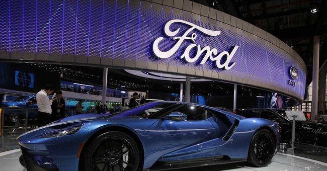 Ford's 2Q profit better than expected despite CEO turmoil