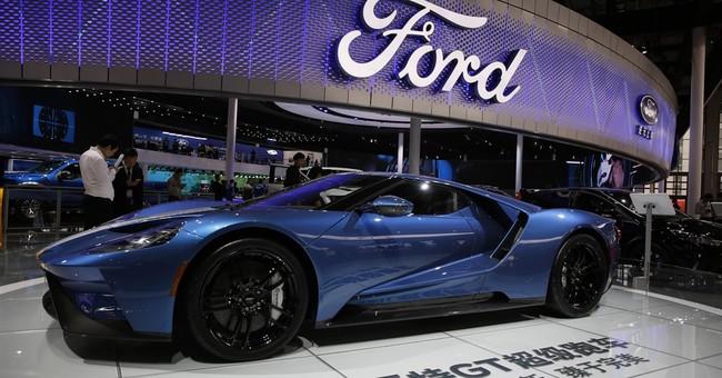 Ford's 2Q profit better than expected despite CEO turmoil