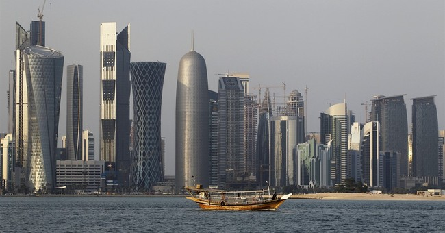 Isolated Qatar hires firm founded by Trump aides amid crisis