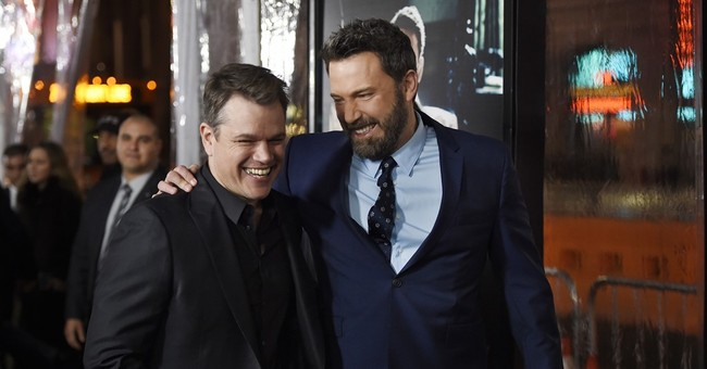 Ben Affleck, Matt Damon producing Showtime drama pilot